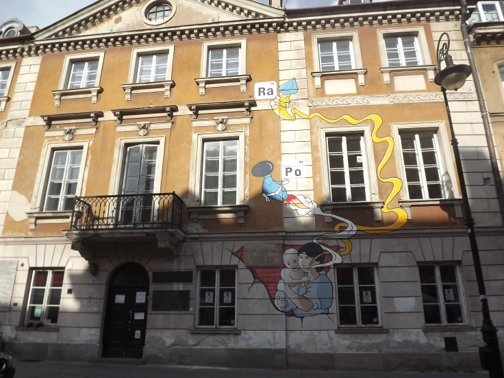 Marie Curie's House