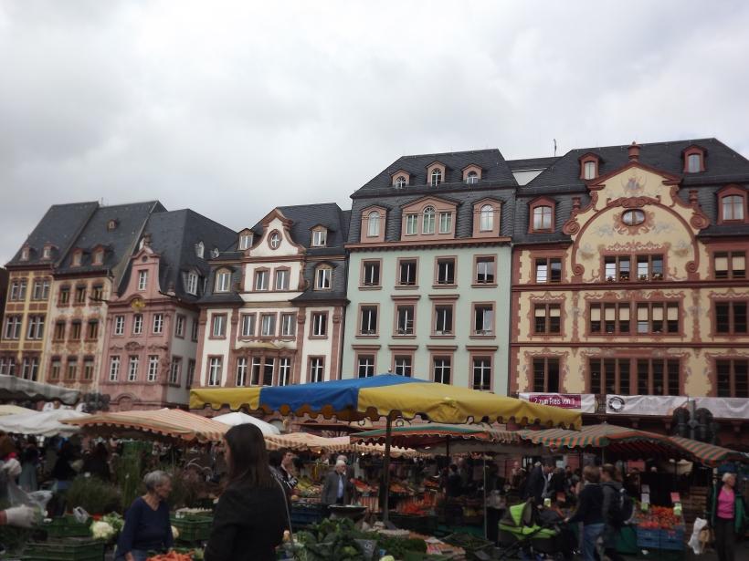Market in Mainz