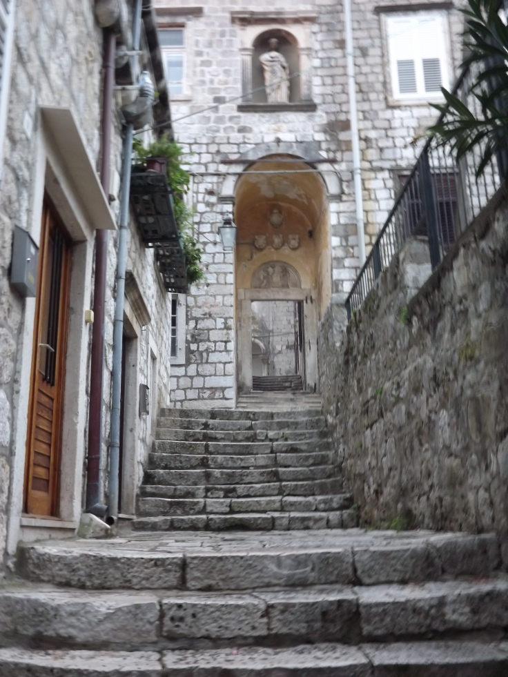 Stairs/Dubrovnik