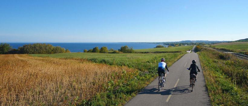 Bleuets' Bike Trail