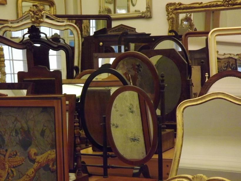 Mirrors, Vienna, Austria