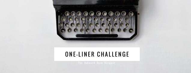 one-liner-challenge