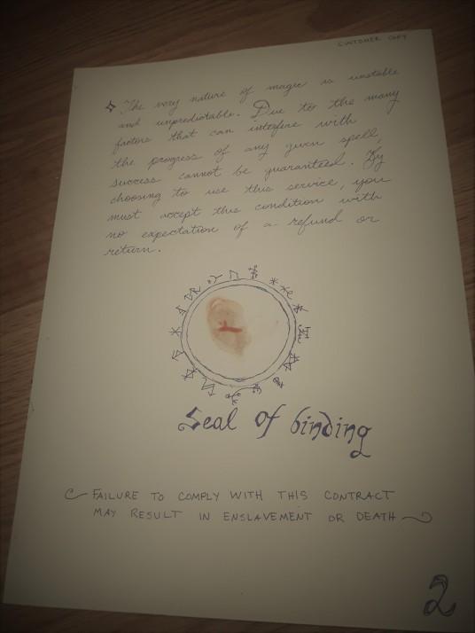 binding contract 2