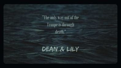 Dean & Lily blog banner